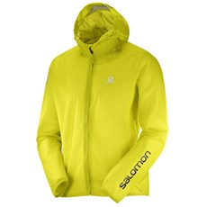 Salomon Men's Bonatti Race WP Jacket | Sulphur Spring