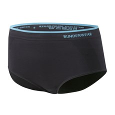 Runderwear Women's Brief | Black