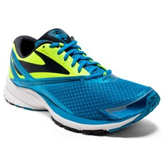 Brooks Men's Launch 4 | Methyl Blue / Nightlife
