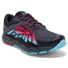 Brooks Women's Caldera | Anthracite / Azalea