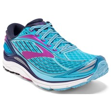 Brooks Women's Transcend 4 | Blue Fish / Peacoat