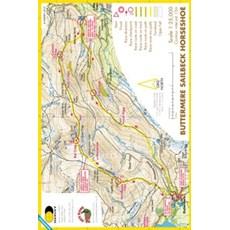Harvey Buttermere Sailbeck Race Map | Mixed