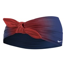 Nike Central Headband 2.0 | Max Orange / Binary Blue