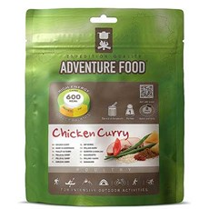 Adventure Food Chicken Curry | Green