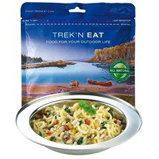 Trek'n Eat Chicken and Spinach Pasta | Navy