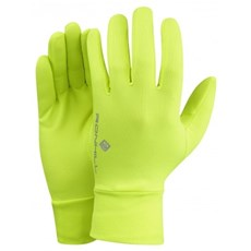 Ron Hill Unisex Classic Glove | Fluo Yellow