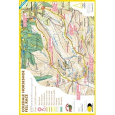 Harvey Coledale Horseshoe Race Map | Mixed