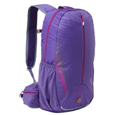 Ron Hill Commuter 15L Pack | Royal Purple / Fuschia