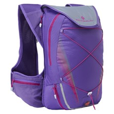 Ron Hill Commuter Xero 10L + 5L Vest | Royal Purple / Fuschia