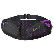 Nike Double Pocket Flask Belt | Black / Hyper Pink