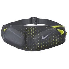 Nike Double Pocket Flask Belt | Dark Grey / Volt