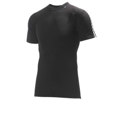 Helly Hansen Men's Dry Stripe Tee | Black