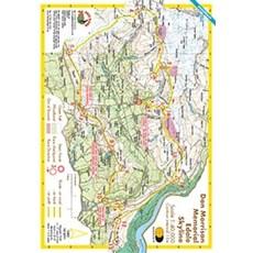 Harvey Edale Skyline Race Map | Mixed