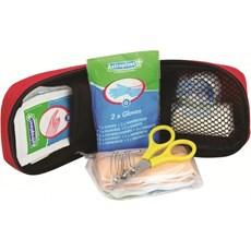 Highlander First Aid Mini Pack | Red