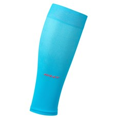 Hilly Pulse Compression Sleeve | Teal / Fluo Pink