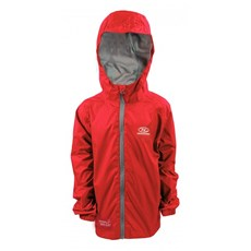 Highlander Junior Stow & Go Jacket | Red