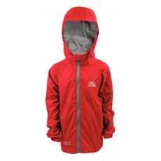 Highlander Junior Stow & Go Jacket | Red