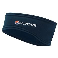 Montane Iridium Headband | Narwhal Blue
