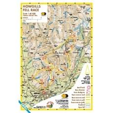 Harvey Howgills Race Map | Mixed