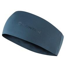 Montane Via Stretch Headband | Orion Blue / Astro Blue