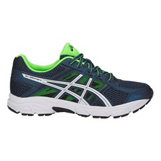 Asics Junior Contend 4 GS | Dark Blue / White