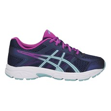 Asics Junior Contend 4 GS | Indigo Blue / Porcelain