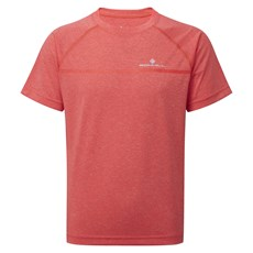 Ron Hill Junior Everyday SS Tee | Hot Pink