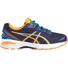 Asics Junior GT 1000 5 GS | Indigo Blue / Hot Orange