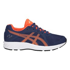 Asics Junior  Jolt 2 GS | Indigo Blue / Nova Orange