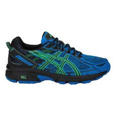Asics Junior  Venture 6 GS | Directoire Blue / New Leaf