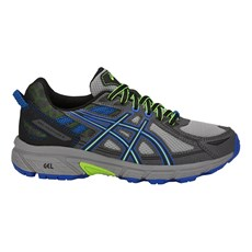 Asics Junior Venture 6 GS | Stoney Grey / Black