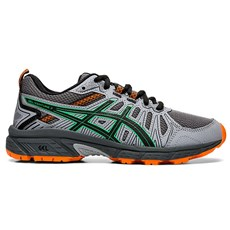 Asics Junior Venture 7 GS | Grey / Cilantro