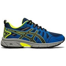Asics Junior Venture 7 GS | Black / Yellow
