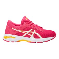 Asics Junior GT 1000 6 GS | Rouge Red / Vibrant Yellow