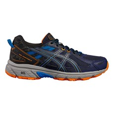 Asics Junior Venture 6 GS | Indigo Blue / Electric Blue