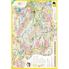 Harvey Langdale Horseshoe Race Map | Mixed
