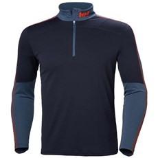 Helly Hansen Men's Lifa Active 1/2 Zip | Graphite Blue