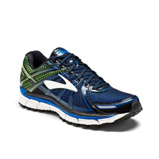 Brooks Men's Adrenaline GTS 17 | Lapis Blue / Green Gecko