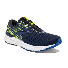 Brooks Men's Adrenaline GTS 19 | Black / Blue
