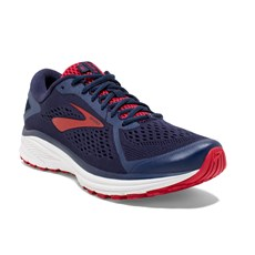 Brooks Men's Aduro 6 | Navy / Cherry