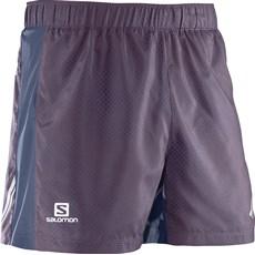 Salomon Men's Agile Short | Maverick / Dress Blue
