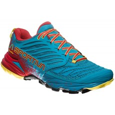 La Sportiva Men's Akasha | Tropical Blue / Cardinal