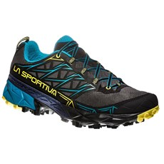 La Sportiva Men's Akyra | Carbon / Tropic Blue