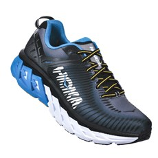 Hoka Men's Arahi 2 | Black / Charcoal Grey