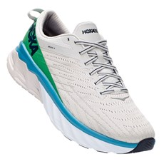Hoka Men's Arahi 4 | Lunar Rock / Nimbus Blue