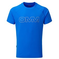 OMM Men's Bearing Tee | Blue