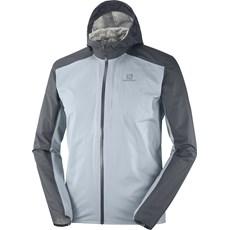 Salomon Men's Bonatti WP Jacket | Ashley Blue / Ebony