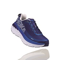 Hoka Men's Bondi 5 | Blueprint / White