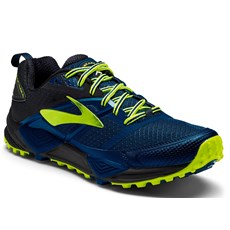 Brooks Men's Cascadia 12 | Blue / Black
