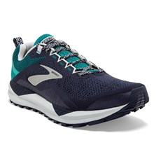 Brooks Men's Cascadia 14 | Navy / Grey